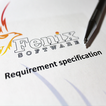 my-Fenix-Software - Requirement specification: Cover
